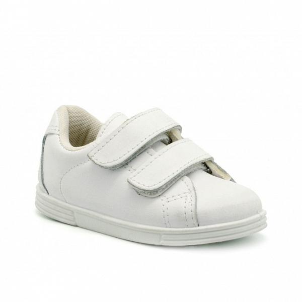 Zapatillas deportivas con cierre de velcro - фото 1