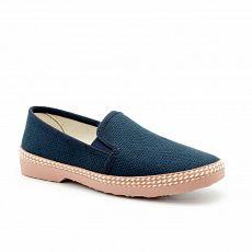 Zapatos con trenza y vulcanizado