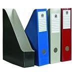 1419054 Накопитель архивный, вертикальный, красный