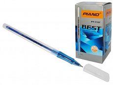 Ручка шариковая на масляной основе синяя PT-1157