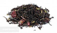 Чай Gutenberg черный ароматизированный Дикая Вишня 14002