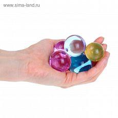 1599431 Растущие шарики-гиганты (до 5 см в диаметре), 10 г