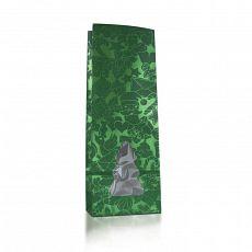 """Пакет для чая 100 г подарочный, """"Новый год"""", зелёный"""