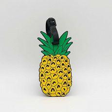 """333426 Бирка дя багажа """"Pineapple"""""""