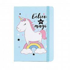 """Блокнот """"Unicorn believe in Magic"""","""